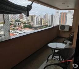 Apartamento mobiliado com 5 quartos no Aldeota