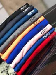 Camiseta Hugo Boss 100% Original EUA - Parcelo