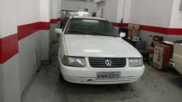 Vw - Volkswagen Santana Otimo estado + GNV - 2001