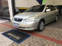 Corolla xei 1.8 automático (carro periciado ) - 2008