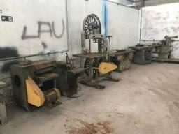 Máquinas para marcenaria próprias para fabricação de carrocerias
