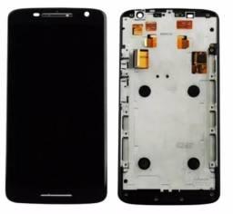 Display Tela LCD Touch Moto X Play com Garantia