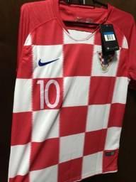42fbbe1894 Camiseta Nike Croácia- Copa do Mundo 2018