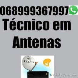 Antenas)