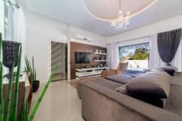 Excelente residencia no bairro gasparinho.. 3 dormitórios, sendo 1 suite master com closet