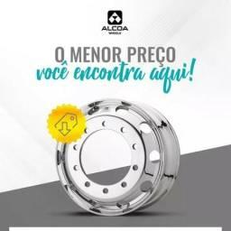 Rodas de Alumínio Alcoa na Bahia- Fale direto com a fábrica