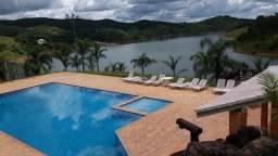 Sítio cinematográfico na beira da represa com 16 Alqueires em Santa Isabel