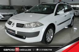 Renault Megane Grand Tour 1.6 Hi-Flex Manual Top Completíssima Revisada - 2012
