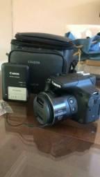 Câmera foto gráfica profissional