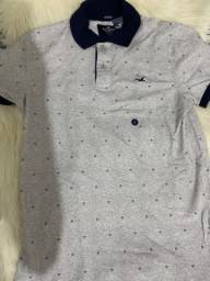 Camisa Polo Gola Hollister Original