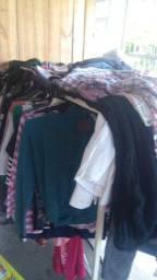 Vendo lote de roupas para brexo
