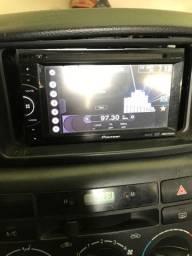 DVD pioneer Mixtrax AVH-X1580DVD