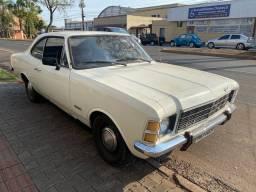 Opala 4cc Coupe para Restauração