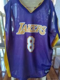 Camisa Oficial Lakers Kobe Bryant Número 8 por R$ 200,00