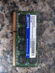 Memória para notebook 2GB