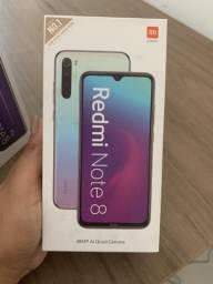Xiaomi Note 8 64/128GB - Loja Fisica - Garantia