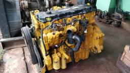 Motor Caterpillar C9 Escavadeira