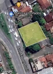 Terreno 1.000 m2 Avenida Miguel Sutil