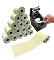 Título do anúncio: Caixa de Bobinas Térmica - Impressora Não Fiscal - Pedidos - 80mmX40m CX/Com 30 unidades