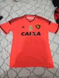 Camisa Sport Recife de jogo!!