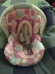 Cadeira Bebê Conforto Galzerano + ninho bebê