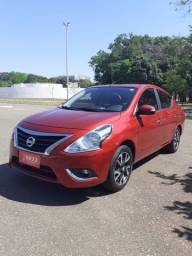 Nissan/ Versa Unique 1.6 2017/17. Aceito trocas!!