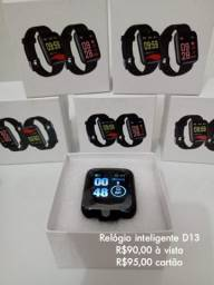 Relógio inteligente D13