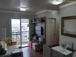 Apartamento à venda com 2 dormitórios em Sacomã, São paulo cod:9211