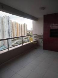 Apartamento com 4 dormitórios à venda, 141 m² por R$ 760.000,00 - Jardim Aclimação - Cuiab