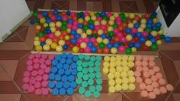 Bolinhas + Espumas Para Piscina Tombo Legal Kit C/309