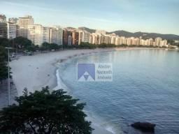 Frente Mar Apartamento com 4 dormitórios à venda, 200 m² - Icaraí - Niterói/RJ