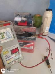 Baterias estacionarias novas de 45 Anh