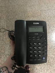 Telefone Elgin nunca usado