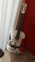 Violão Nylon Phx Snoopy Disney
