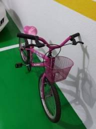 Vendo Bicicleta Aro 16 Semi Nova