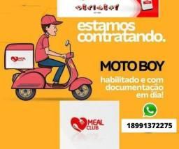 Vagas Entregadores Motoboys, Vans, Bike, Caminhões etc.