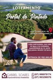 Pesqueiro Loteamento Portal do Pintado Rio Miranda KM21