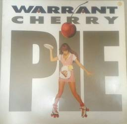 Disco Lp Vinil Warrant - 1990