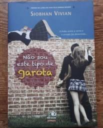 Livro: Não sou esse tipo de garota