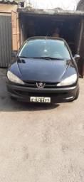 Peugeot 206 2008 1.4 Flex