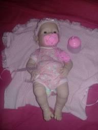Vendo boneca bebê Reborn 100