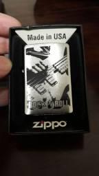 Zippo Rock Roll original