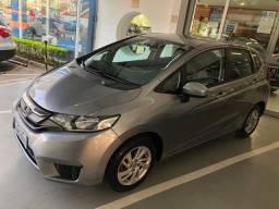 Honda FIt CVT - banco de couro