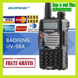 baofeng uv-5ra Radio Comunicador Walk Talk Baofeng(unidade)