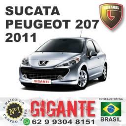 Sucata peugeot 207 2011