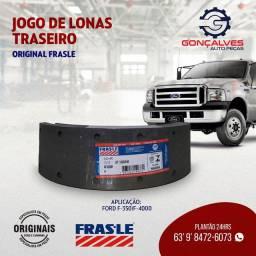 JOGO DE LONAS TRASEIRA ORIGINAL FRASLE F-4000
