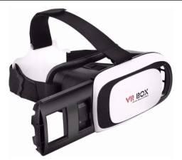 Óculos de realidade virtual 3D para Smartphone - VR Box