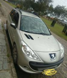 Vendo Peugeot SW 2012 impecável 21.000