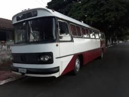 Ônibus mercedes benz ano 1974 motor 1313 turbinado