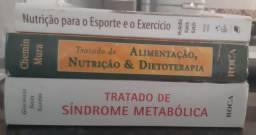 Livros para Estudantes e profissionais da Nutrição